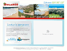 Tablet Preview of alquilerpisoslaspalmas.es